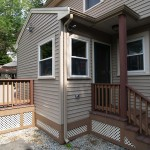 Stoneham, Ma Porch and Deck Remodeling Construction