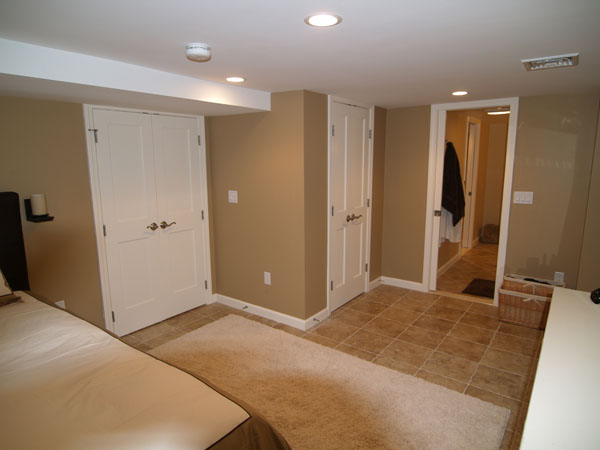 Capozzi Construction Inc Finished Basements Photo Gallery