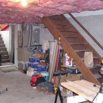 Stoneham, Ma Basement Stairs Remodeling